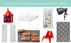 8 IKEA hacks every photographer should know about