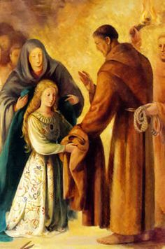 Saints Francis and Clare