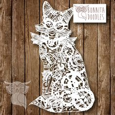 Mr Mechanical papercutting template Commercial use