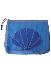 Mesh Sea shell pouch #HaydenReis