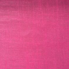 This is a fuchsia linen cotton mix oilcloth from France It is extra wide measuring approx 155 cms This is Acrylic and Teflon coated linen The