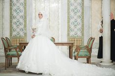 Noiva: Asma Mekni Koshbaty