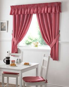 7 best renovate your simple kitchen with country kitchen curtains rh pinterest com
