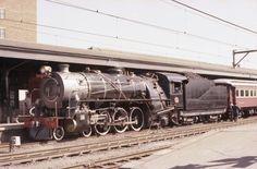 16DA 879 Kimberley South African Railways, Diamond City, Steam Engine, Steam Locomotive, Big Boys, Places Ive Been, Steampunk, Europe, Passion