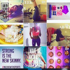 Me quieren hacer feliz?  Sigan mi nueva cuenta de Instagram...