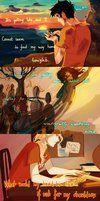 Heroes Of Olympus-C'mon by *viria13 on deviantART