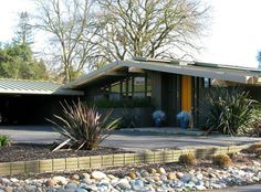 Gorgeous mid-century home