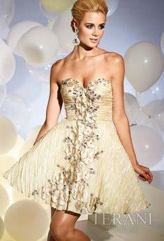 Vestidos cortos de moda ¡20 Diseños espectaculares! | 101 Vestidos de Moda | 2016 - 2017