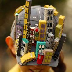 sombrero ciudad