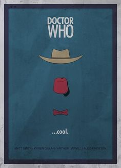 Doctor Who ... Minimalist Poster