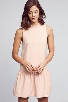 Tanya Drop-Waist Dress