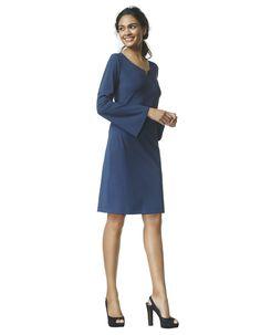 Wilma - ink - Jersey lycra jurk | LaDress