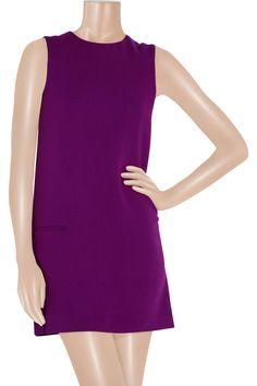 ACNE  Dana wool-crepe shift dress  Original price $570 NOW $285
