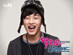 Kyung Jong Shut Up! Flower Boy Band