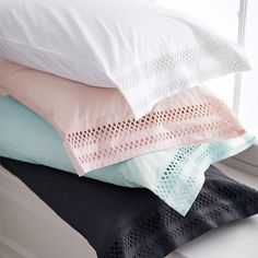 Shop Pottery Barn Teen for all your teen bedding needs! Browse our collection of sheets, duvets, pillow, throws and more and create a cool and unique bedroom. Teen Bedding, Pottery Barn Teen, Pbteen, Bed Pillows, Bed Linens, Guys And Girls, Sheet Sets, Bed Sheets, Pillow Cases