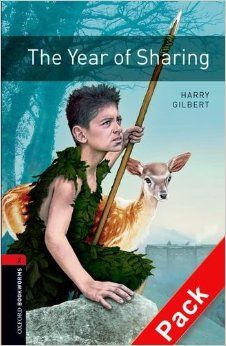 The Year of Sharing: Fantasy and Horror (Oxford Bookworms ELT): HARRY GILBERT: 9780194790390: Amazon.com: Books