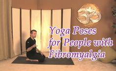 Yoga Poses for People with Fibromyalgia