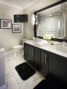 Contemporary | Bathrooms | TerraCotta Properties : Designer Portfolio : HGTV - Home & Garden Television