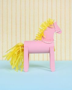 Gift Horse Party Favors ⋆ Handmade Charlotte