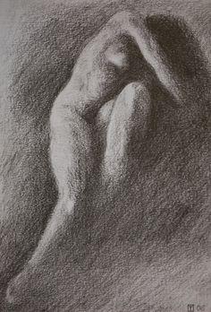figure drawing Michael Tietz-Geldenhuys