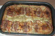 Kugelis - Lithuanian potato casserole. Hand me a fork and shut the front door!