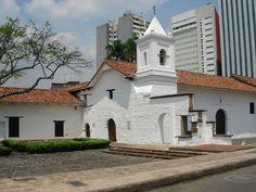 Iglesia la Merced Cali - #Cali - #ValledelCauca #Colombia