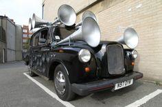 Sound Taxi by Yuri Suzuki
