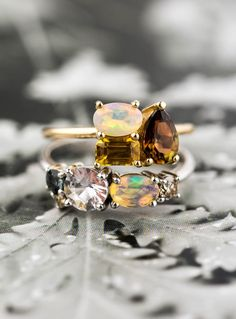 Bario Neal's custom engagement rings are a dream