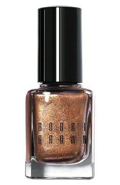 Bobbi Brown 'Nude Glow' Nail Polish available at #Nordstrom    $15