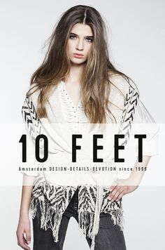 10 FEET | Spring 2016 | Campaign