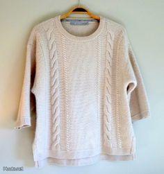TIGER OF SWEDEN -palmikkoneule / Tiger Of Sweden knit