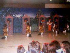 Apresentação de dança - Rapunzel