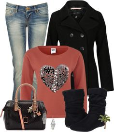 """""""I love that top:)"""" by cindycook10 on Polyvore"""