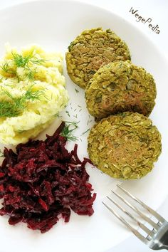Vegan Recipes, Vegan Food, Mashed Potatoes, Rice, Lunch, Ethnic Recipes, Pancakes, Foods, Diet
