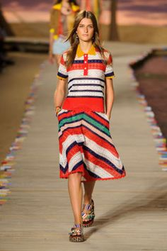 The best looks from NYFW Spring 2016: Tommy Hilfiger