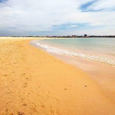 De regresso à minha praia 🌅 // INSTAGRAM @susana_dionisio