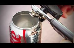 WATCH: She Removes The Top Of A Coke Can And Grabs Spray Paint. I Can't Believe How Cute This Is