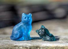 Seaglass kitties!!!