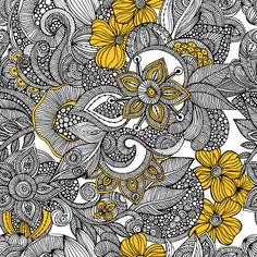 Patterns - Artist Valentina Harper.