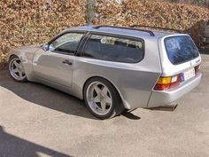 Porsche 944 Shooting Brake...If only they'd do this with the Panamera!