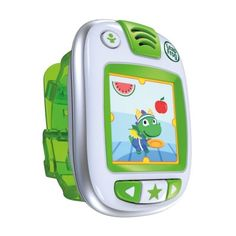 This is one of the top toys for this year, so I'm shocked to find it on sale! The LeapFrog LeapBand is on sale for $29.99 (was $39.99) and is available in green, pink, or blue. Discover the on ...