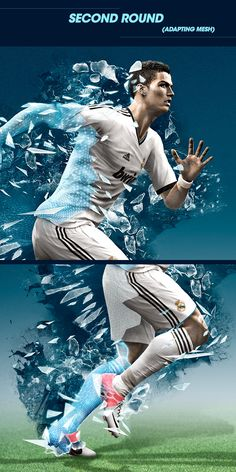 PES 2013: ENTER THE GAME on Behance