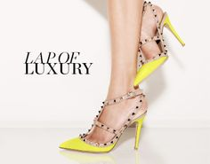 If i only had somewhere to wear these.....Nordstrom.com - Designer Luxury Gifts Lookbook