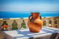 Korifi Suites - Gallery Mediterranean Plants, Greece Hotels, Lush, Photo Galleries, Gallery, Art, Art Background, Roof Rack, Kunst