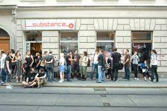 Substance, Vienna
