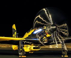 You can't imagine the feeling of wonder, viewing a vintage aircraft and watching a vintage aircraft flying. Ww2 Aircraft, Fighter Aircraft, Military Aircraft, Fighter Jets, Reno Air Races, Photo Avion, Propeller Plane, P51 Mustang, Ww2 Planes