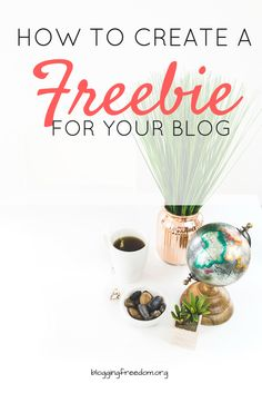In order to grow your email list you should be creating freebies--and several of them too! Learn how to create a simple freebie that will gain you hundreds of subscribers. #emaillist #howtogetemailsubscribers