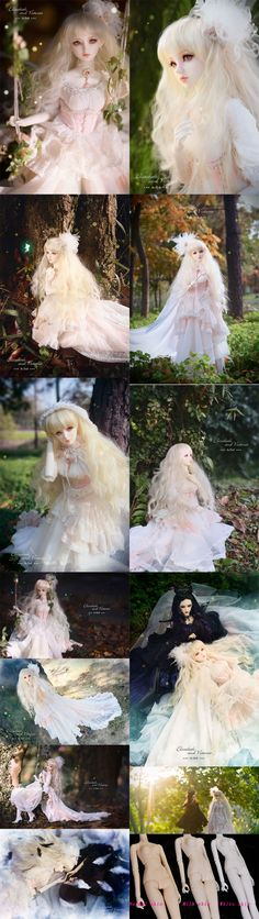 (AS Agency)BJD Limited Edition Elizabeth Girl 63.8cm Ball-Jointed Doll_Size 62 ~ 72cm_Angell Studio_DOLL_Ball Jointed Dolls (BJD) company-Legenddoll