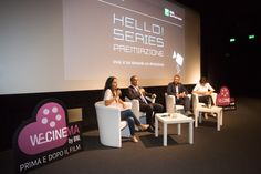Con #HelloSeries abbiamo chiesto alla community di We Love Cinema di creare una #webseries dedicata alla digital life. I partecipanti dovevano realizzare l'episodio pilota e scrivere la sceneggiatura delle successive quattro puntate: chi sono stati i vincitori?