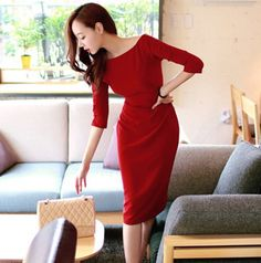 >>>Coupon Code2014 spring and autumn new south Korean women's fashion 7 minutes of sleeve dress red2014 spring and autumn new south Korean women's fashion 7 minutes of sleeve dress redIt is a quality product...Cleck Hot Deals >>> http://id853729046.cloudns.pointto.us/1664696207.html images